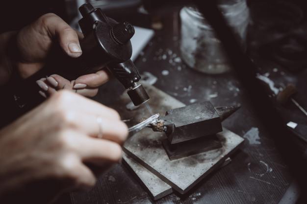 taller de joyería