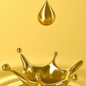 Baño de oro Joyas de Leche Materna
